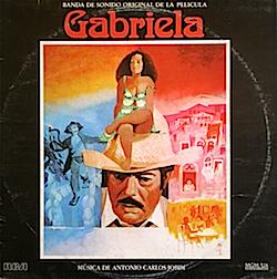 Gabriela original soundtrack