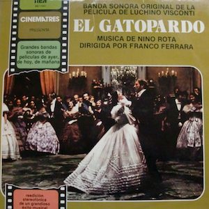 Gattopardo original soundtrack