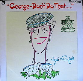 George - Don't Do That original soundtrack