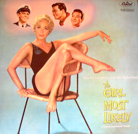 Girl Most Likely original soundtrack