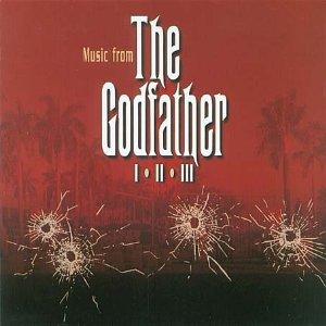 Godfather I II III original soundtrack