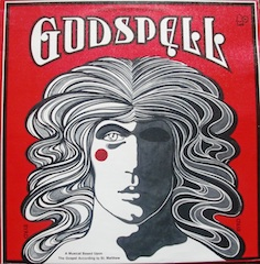 Godspell: original london cast original soundtrack