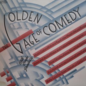Golden Age of Comedy original soundtrack