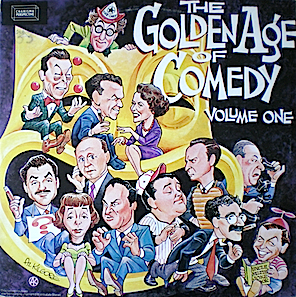 Golden Age of Comedy Vol.1 original soundtrack