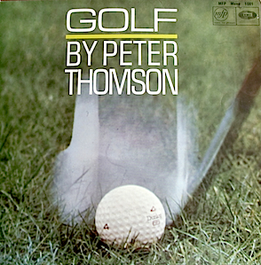 Golf: Peter Thomson original soundtrack