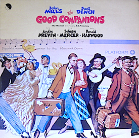 Good Companions: 1974 London Cast original soundtrack