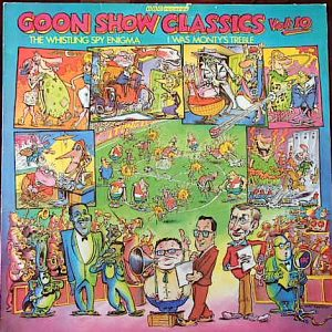 Goon Show Classics Vol.10 original soundtrack