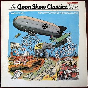 Goon Show Classics Vol.8 original soundtrack