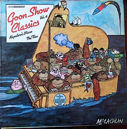 Goon Show Classics Vol.4 original soundtrack