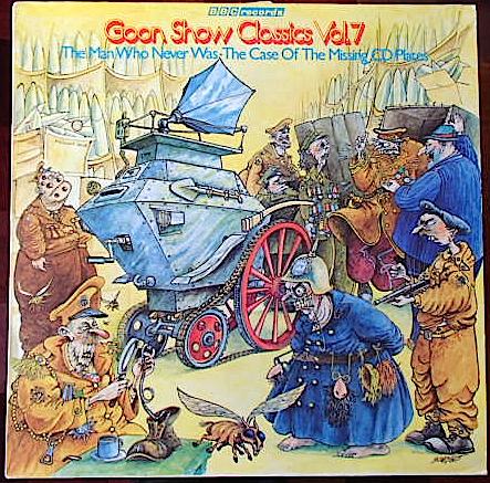 Goon Show Classics Vol.7 original soundtrack