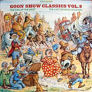 Goon Show Classics Vol.9 original soundtrack