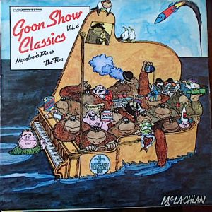 Goon Show Classics Vol.4 original soundtrack