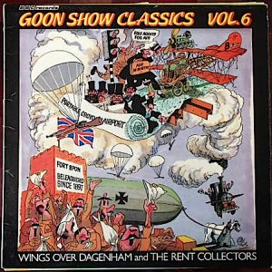 Goon Show Classics Vol.6 original soundtrack