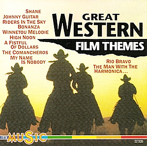 Great western Film Themes original soundtrack
