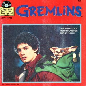 Gremlins: read along original soundtrack
