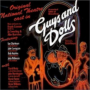 Guys and Dolls: National Theatre Cast original soundtrack