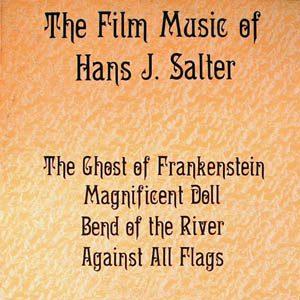Film Music of Hans J. Salter original soundtrack
