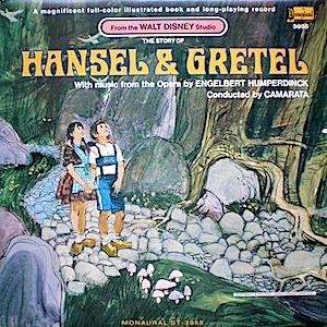 Hansel & Gretel original soundtrack