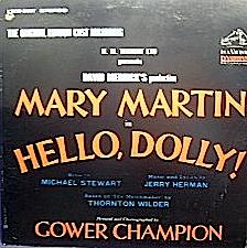 Hello Dolly: original london cast original soundtrack