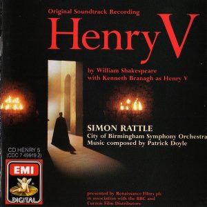 Henry V original soundtrack