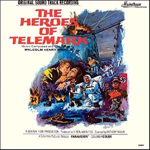 Heroes of Telemark original soundtrack