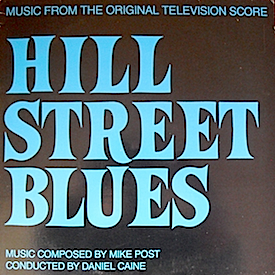 Hill Street Blues original soundtrack