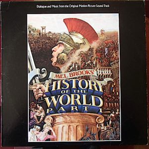 Mel Brooks' History Of The World Part 1 original soundtrack