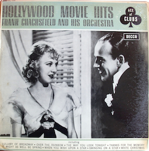 Hollywood Movie Hits original soundtrack