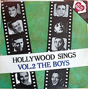 Hollywood Sings Vol.2 The Boys original soundtrack