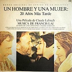 Homme et une Femme: 20 ans original soundtrack