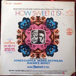 How Sweet It Is! original soundtrack