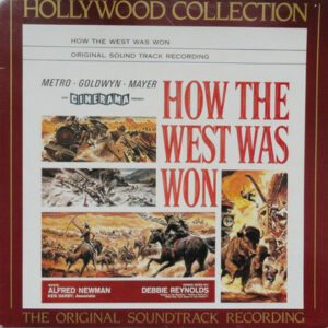 how the west CBS Records 70284