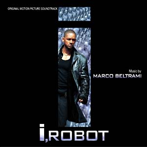 I, Robot original soundtrack