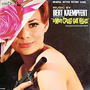 Man Could Get Killed original soundtrack