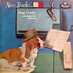 Bing Crosby: New Tricks original soundtrack