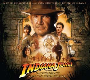 Indiana Jones and the Kingdom of the Skull original soundtrack