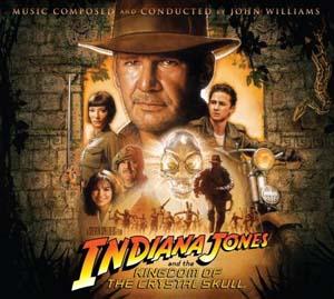 Indiana Jones and the Kingdom of the Skull original soundtrack