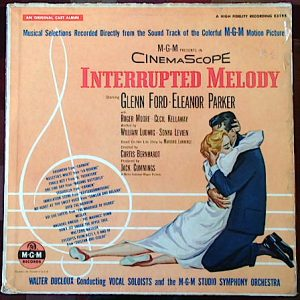 Interrupted Melody original soundtrack