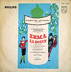 Irma la Douce original soundtrack