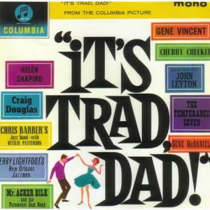 it's trad dad!