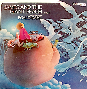 James and the Giant Peach: Dahl original soundtrack