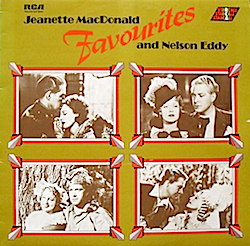 Jeanette MacDonald and Nelson Eddy - Favourites original soundtrack