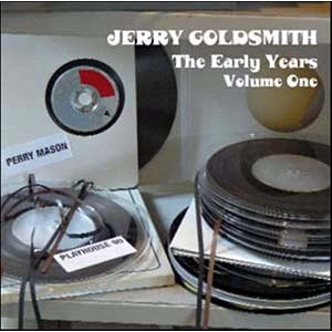 Jerry Goldsmith: early years volume 1 original soundtrack