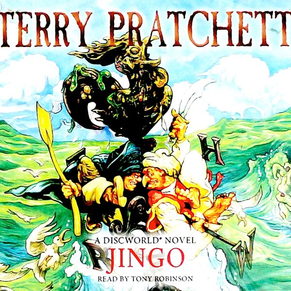 Jingo: A DiscWorld Novel original soundtrack
