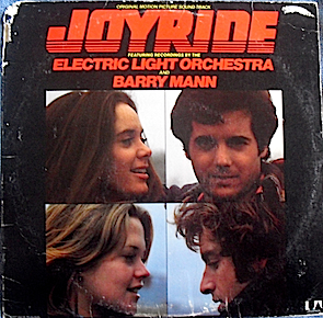 Joyride original soundtrack
