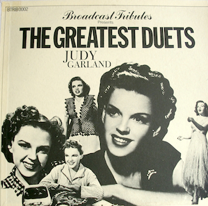 Judy Garland: Greatest Duets original soundtrack
