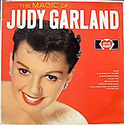 Judy Garland: Magic of original soundtrack