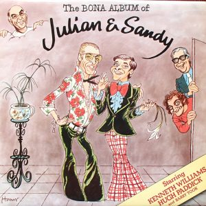 Bona Album of Julian & Sandy original soundtrack