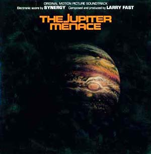 Jupiter Menace original soundtrack
