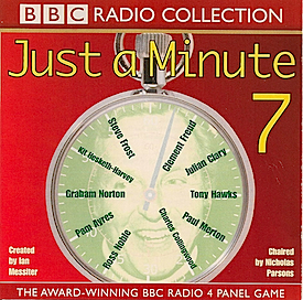 Just a Minute 7 original soundtrack